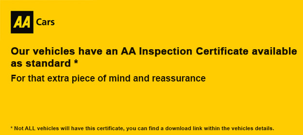 AA inspected